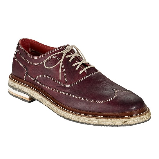 Cole Haan Cooper Wingtip Bordeaux