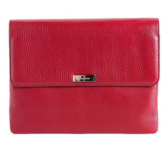 Cole Haan Village Tablet Envelope Tango Red