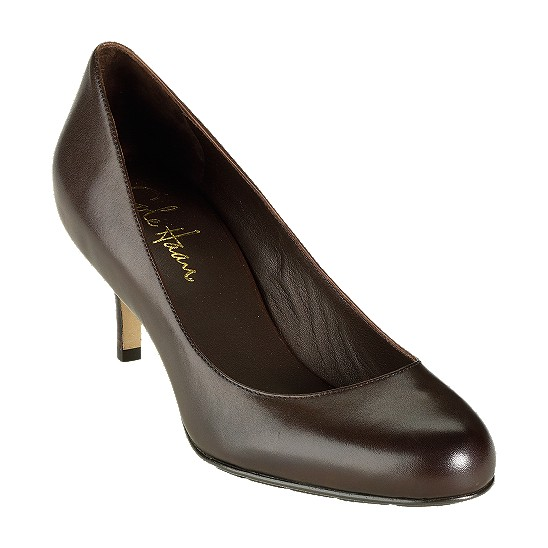 Cole Haan Air Talia Mid Pump Dark Chocolate