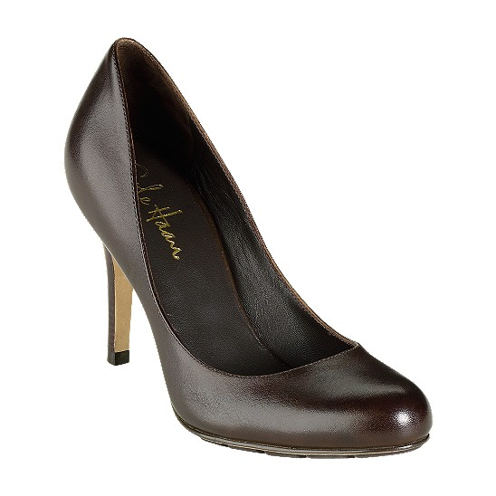 Cole Haan Air Talia Pump Dark Chocolate