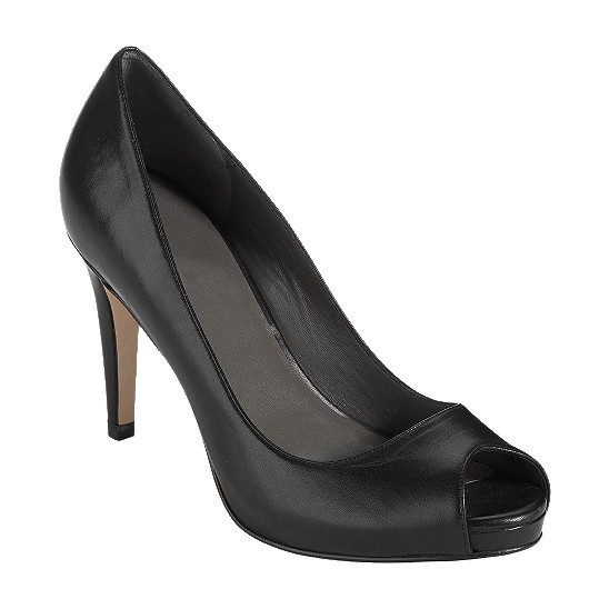 Cole Haan Violet Air Open Toe Pump Black