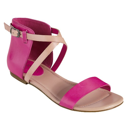 Cole Haan Air Catalina Flat Sandal Rock Candy/Cove