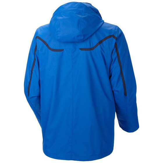 COLUMBIA MENS WHIRLIBIRD™ INTERCHANGE JACKET AZUL