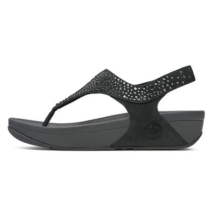 FITFLOP SUISEI PEWTER