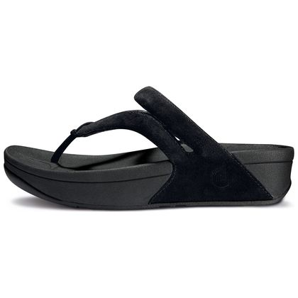 FITFLOP WHIRL BLACK