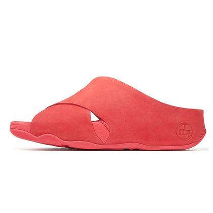 FITFLOP SHUV SLIDE HIBISCUS