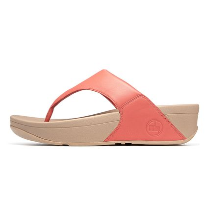 FITFLOP LULU MINERAL RED