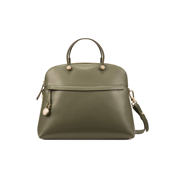 FURLA PIPER TOP HANDLE SALVIA