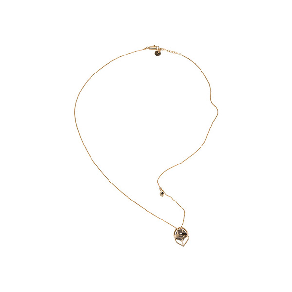 FURLA PIRONDA NECKLACE STUCCO