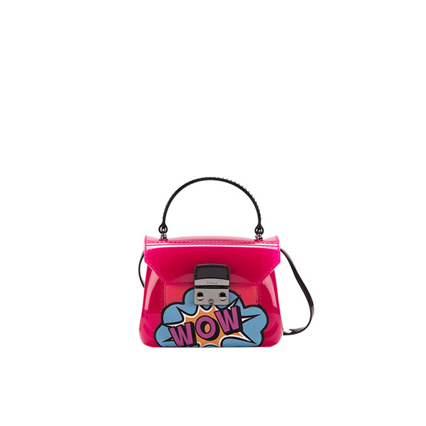 FURLA CANDY CROSSBODY GLOSS