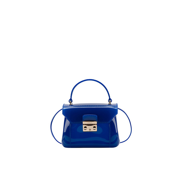 FURLA CANDY CROSSBODY ACAI
