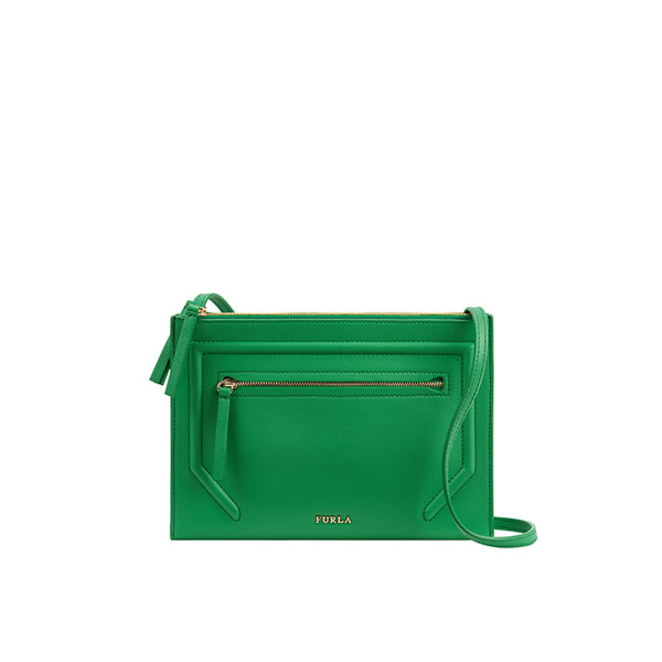 FURLA ALICE CROSSBODY EMERALD