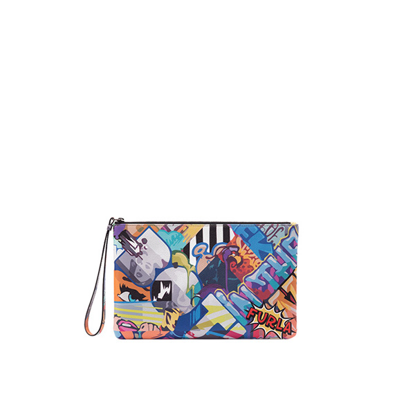 FURLA ROYAL ENVELOPE MULTICOLOR