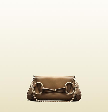 Gucci 1921 collection shoulder flap bag with horsebit detail
