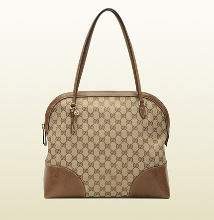 Gucci bree original GG canvas shoulder bag