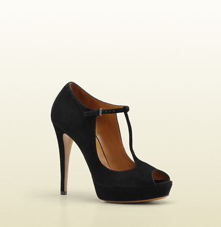 Gucci betty t-strap open-toe high heel platform pump