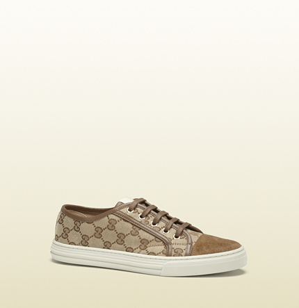 Gucci california original GG canvas low-top sneaker