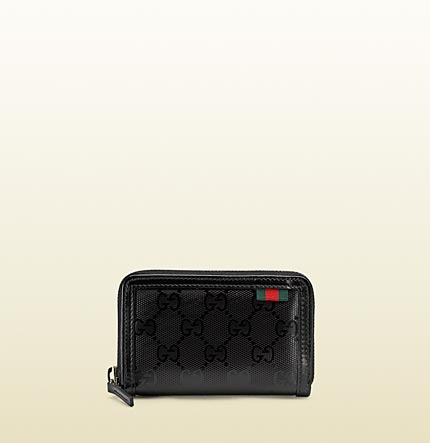 Gucci card case.