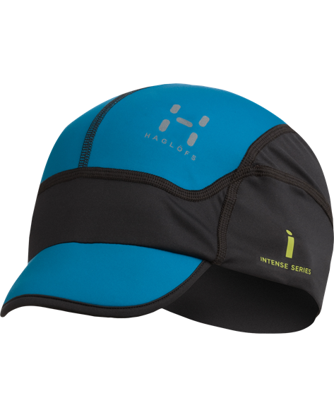 HAGLOFS INTENSE CAP charcoal/oxy blue