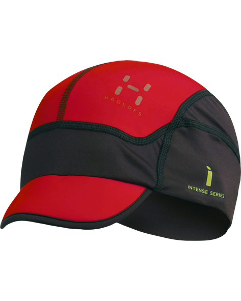 HAGLOFS INTENSE CAP charcoal/fire