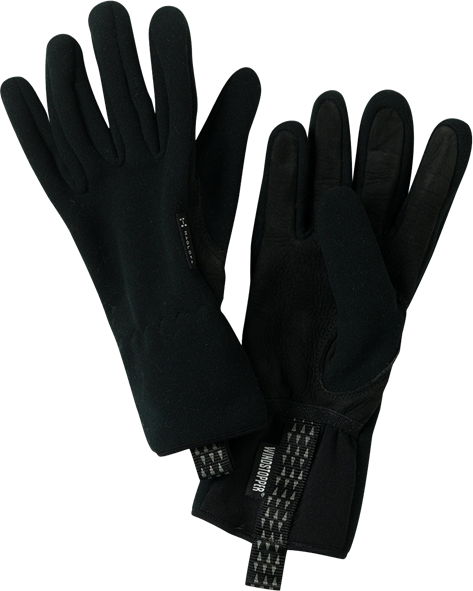 HAGLOFS REGULUS GLOVE black