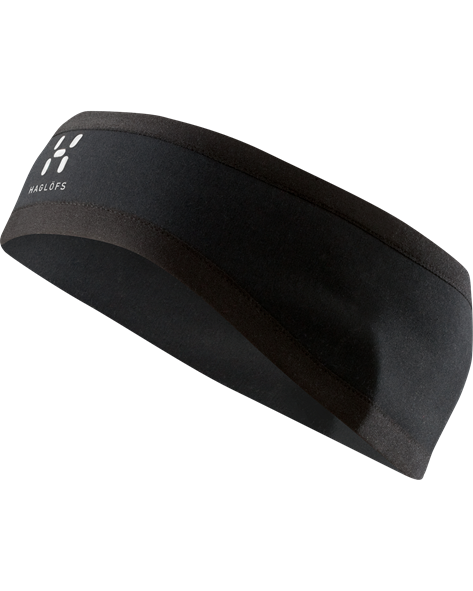 HAGLOFS SHAPED HEADBAND black