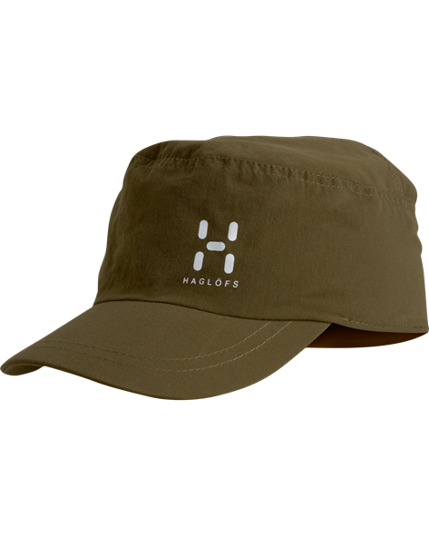 HAGLOFS BOX CAP bracken
