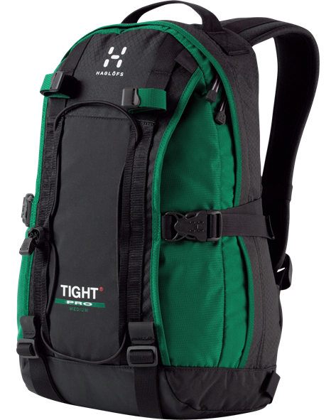 HAGLOFS TIGHT PRO MEDIUM black/verdigris