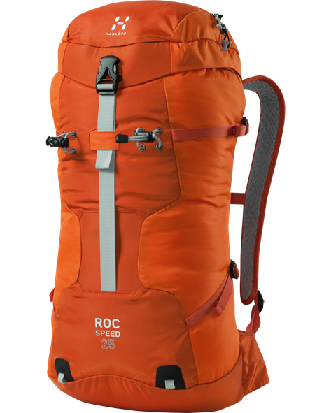 HAGLOFS ROC SPEED sunset/orange rush