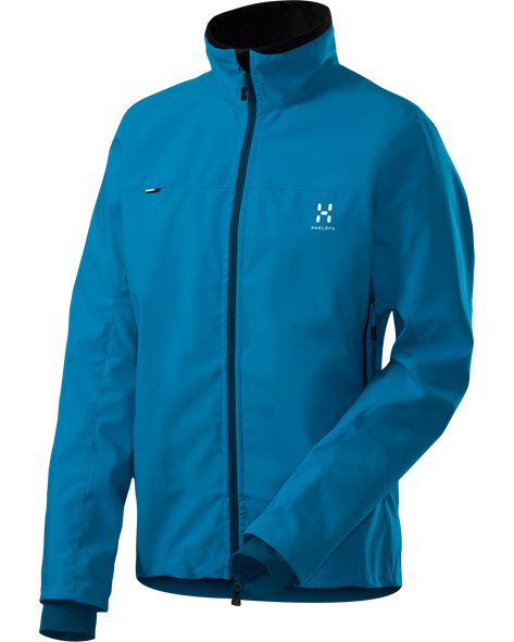 HAGLOFS MEN REN JACKET oxy blue