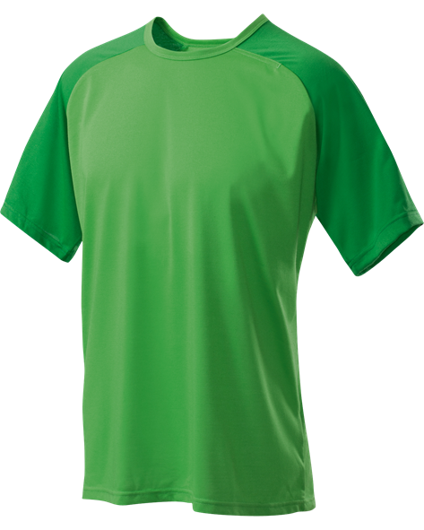 HAGLOFS MEN JIBO TEE oxide green/emerald