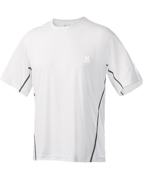 HAGLOFS MEN PULS TEE off white