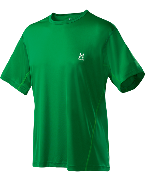 HAGLOFS MEN PULS TEE emerald