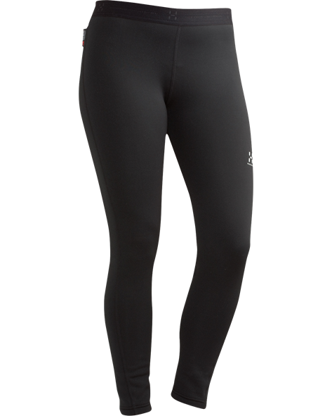 HAGLOFS WOMEN BUNGY Q TIGHT black