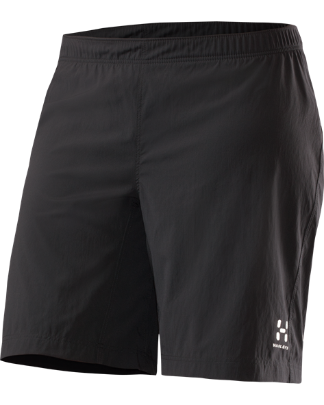 HAGLOFS WOMEN SPRINGA Q SHORTS charcoal