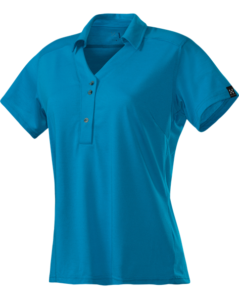 HAGLOFS WOMEN NAG Q SHIRT oxy blue