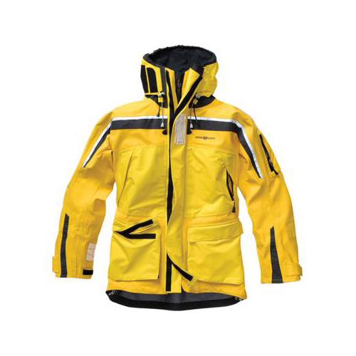 Henri Lloyd Ocean Pro Jacket Yellow