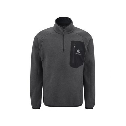Henri Lloyd Traverse Half Zip Carbon