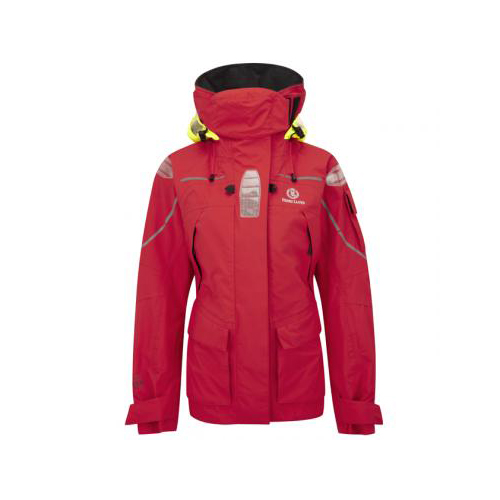 Henri Lloyd Offshore Elite Jacket Women's Red