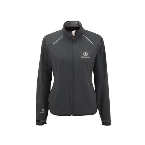 Henri Lloyd Cyclone Soft Shell Jacket Women's Black