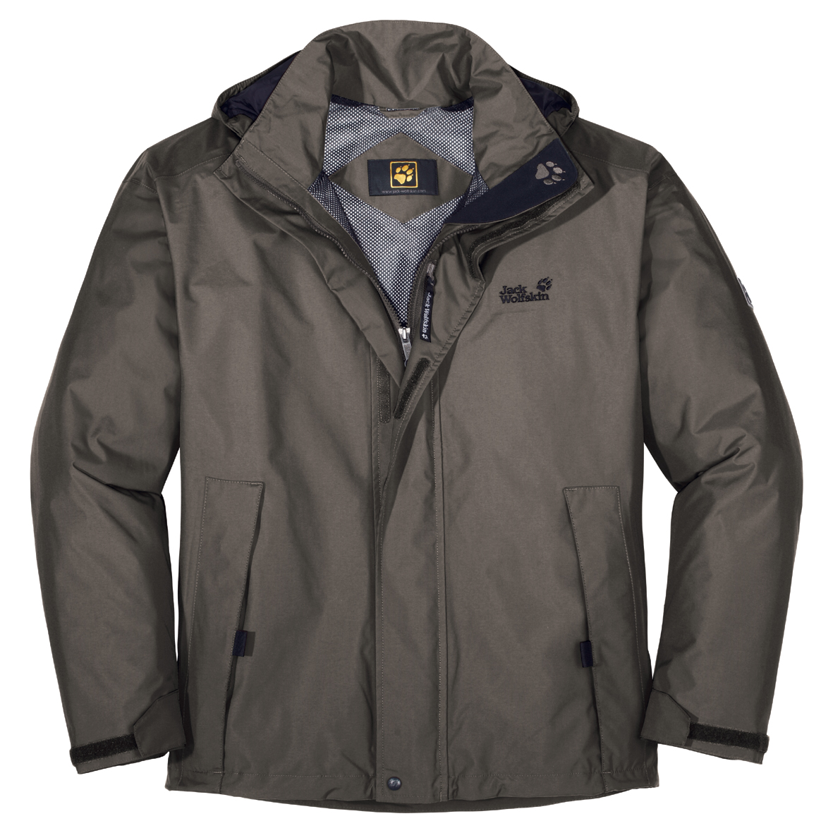 JACK WOLFSKIN MEN HIGHLAND BASALT