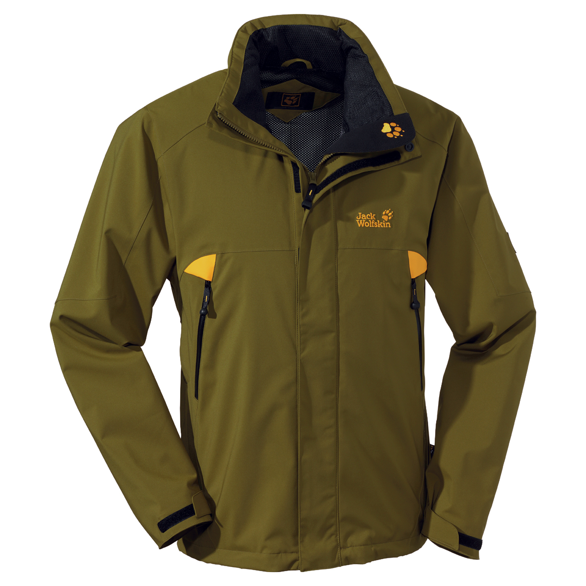 JACK WOLFSKIN MEN CATARACT XT JACKET TUNDRA GREEN