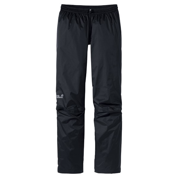 JACK WOLFSKIN MEN ACCELERATE PANTS BLACK