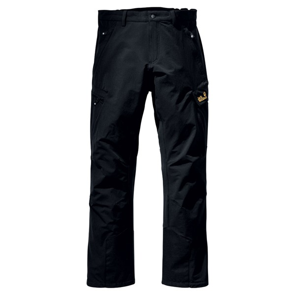 JACK WOLFSKIN MEN ACTIVATE XT PANTS BLACK