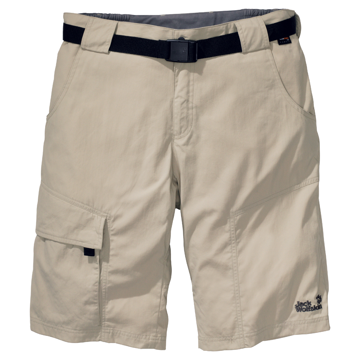 JACK WOLFSKIN MEN HOGGAR SHORTS PURE SANDS