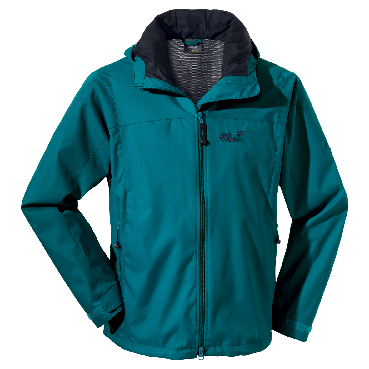 JACK WOLFSKIN MEN VORTEX JACKET BALTIC BLUE