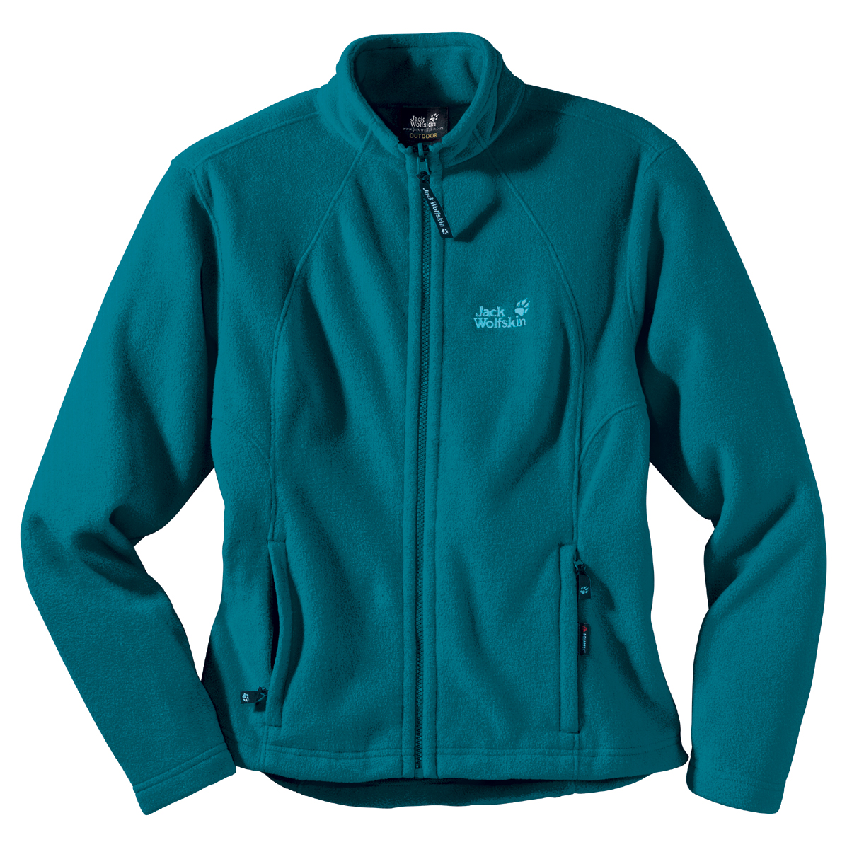 JACK WOLFSKIN WOMEN MOONRISE JACKET BALTIC BLUE