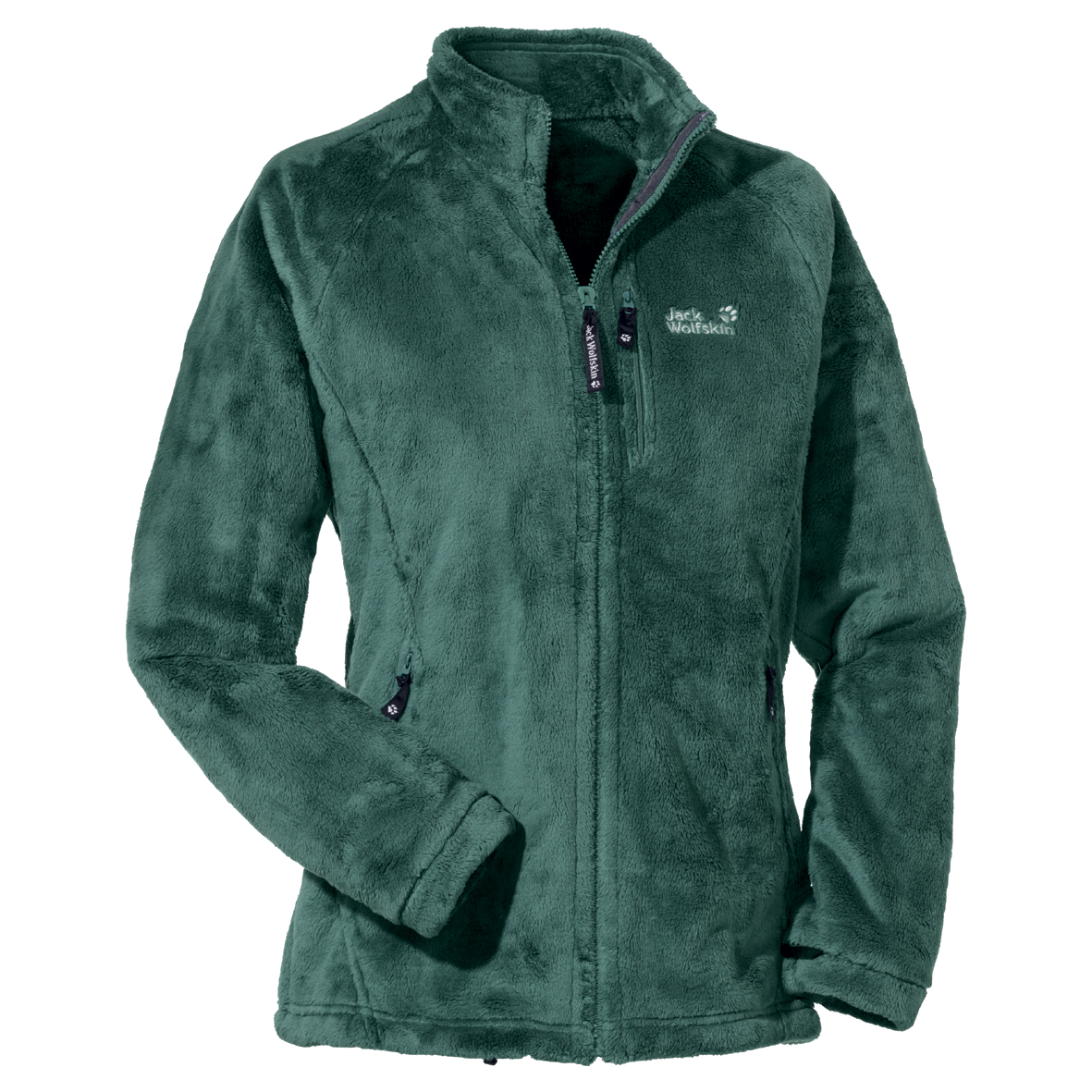 JACK WOLFSKIN WOMEN SMOOTH RESORT EUCALYPTUS