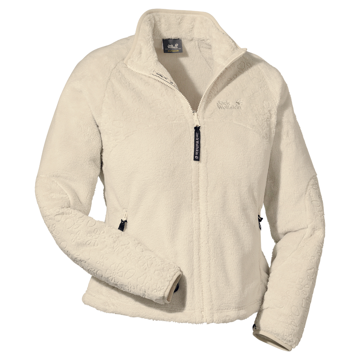 JACK WOLFSKIN WOMEN WILDFLOWER WHITE SAND
