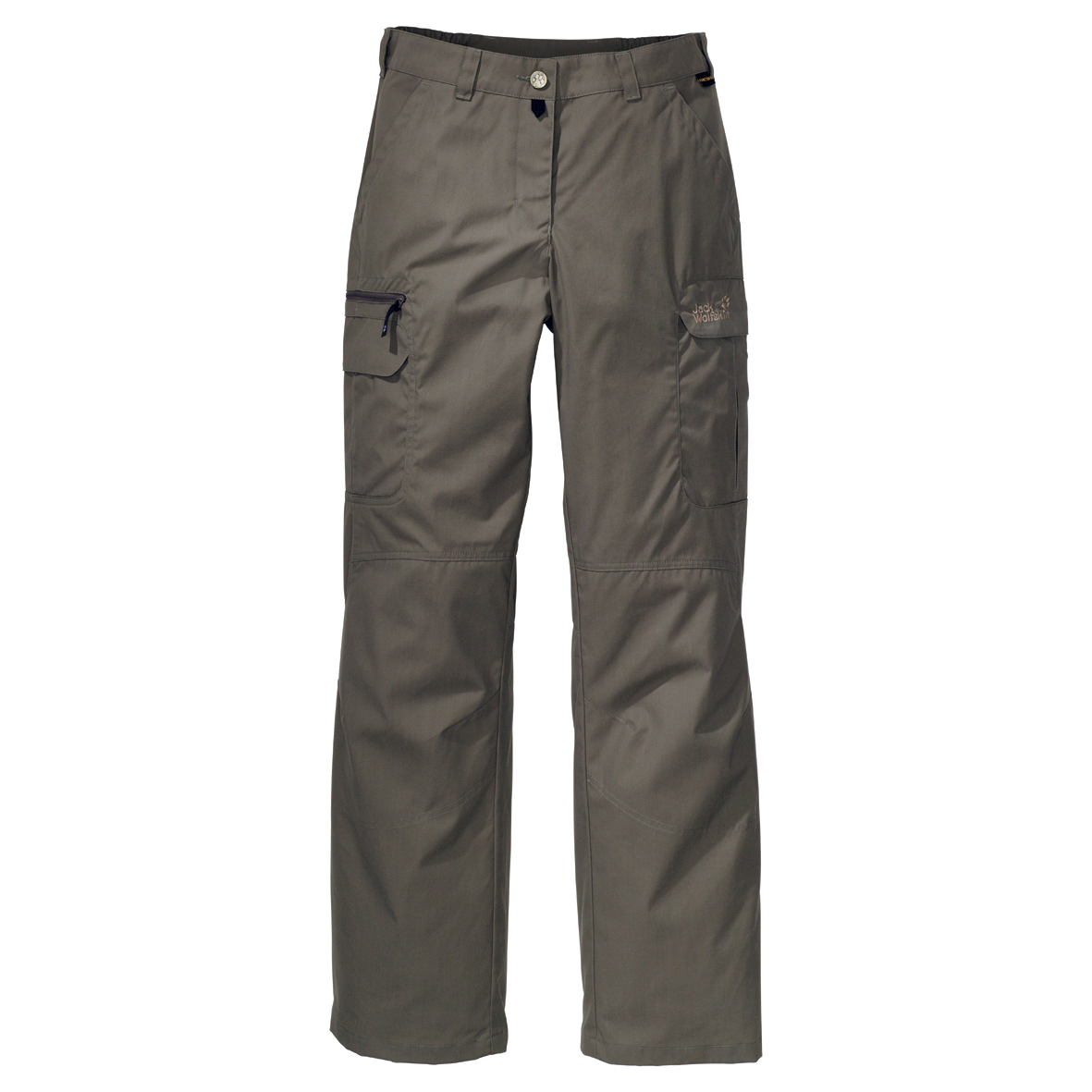 JACK WOLFSKIN WOMEN NORTHPANTS VENT PRO BASALT